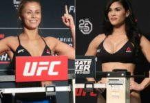 New Fight in UFC for paige van zant