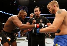 The Mauler and Jon Jones UFC Toronto
