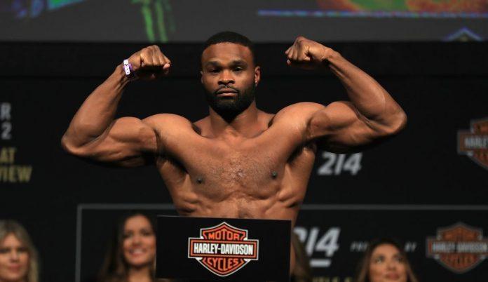 Tyron Woodley, UFC 228