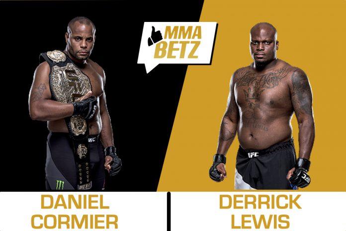 Main event UFC 230 prediction Cormier vs Lewis
