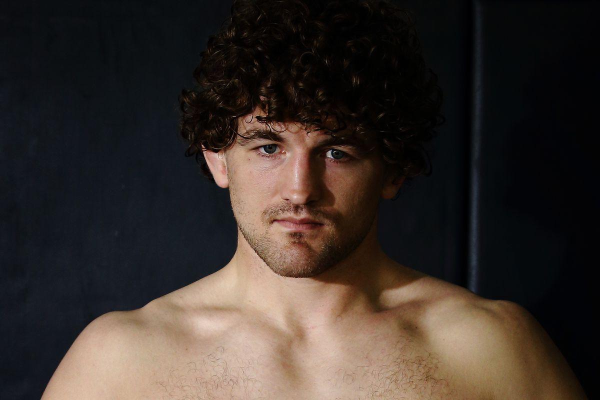 Ben Askren wants Khabib Nurmagomedov at 165 to determine the best MMA grappler on planet earth!