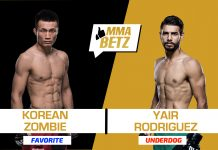 UFC Fight Night Denver