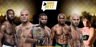UFC 235 Fightcard with Jones, Smith, Woodley, Usman, Askren, Lawler
