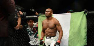 UFC Kamaru Usman
