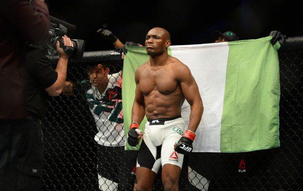 UFC, Kamaru Usman
