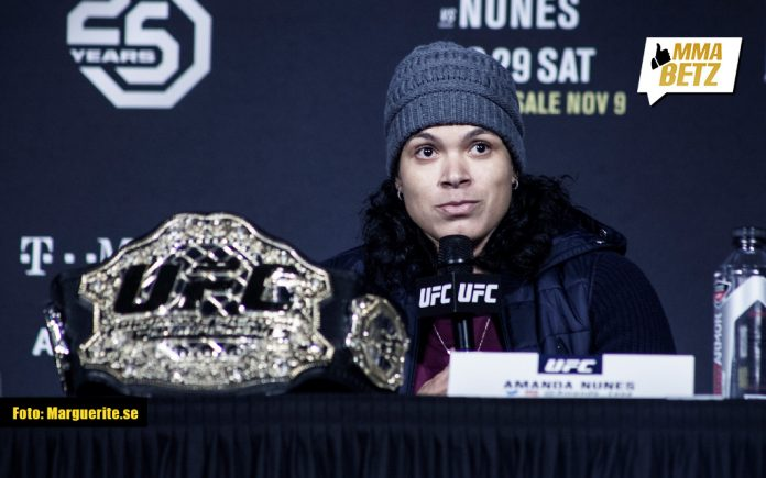 UFC Amanda Nunes