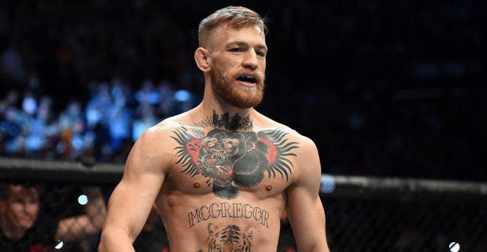 UFC Conor McGregor Lightweight top 10