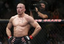 UFC Georges St-Pierre GSP