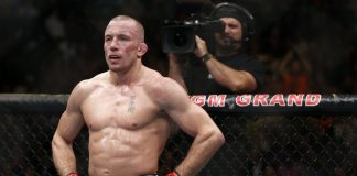 UFC, Georges St-Pierre, GSP