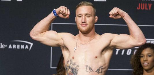 Justing Gaethje UFC Lightweight top 10