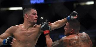 Nate Diaz, UFC 241