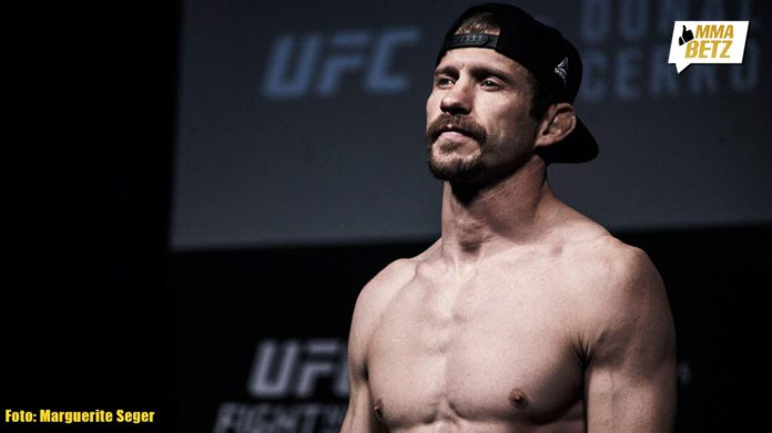 UFC Donald Cowboy Cerrone
