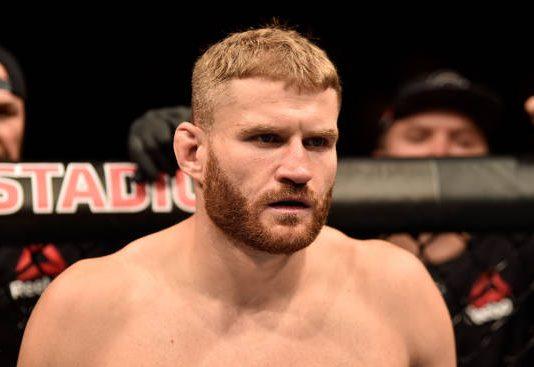 UFC Jan Blachowicz