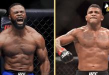 UFC Tyron Woodley vs Gilbert Burns