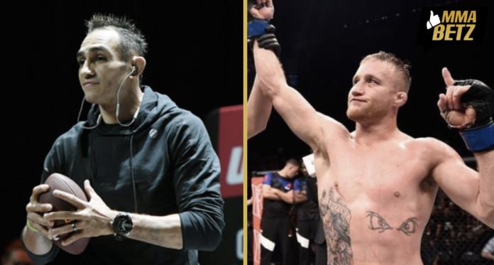 UFC 249 Tony Ferguson and Justin Gaethje