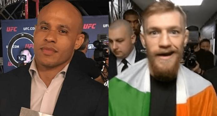 UFC Ali Abdelaziz and Conor McGregor