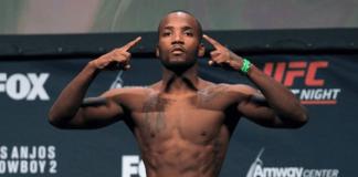 UFC Leon Edwards