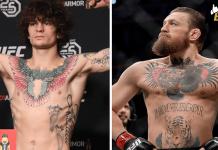 UFC Sean O'Malley and Conor McGregor
