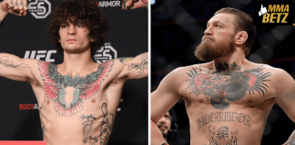 UFC Sean O'Malley and Conor McGregor