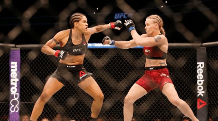 UFC 215 Amanda Nunes vs Valentina Shevchenko
