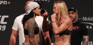 UFC 239 Amanda Nunes vs Holly Holm