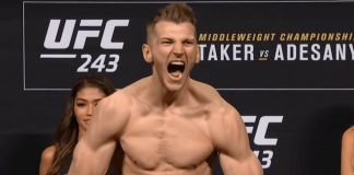 UFC 243 Dan Hooker
