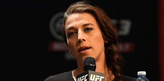 UFC Joanna Jedrzejczyk