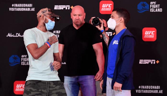 UFC Fight Island 2 Figueiredo vs Benavidez