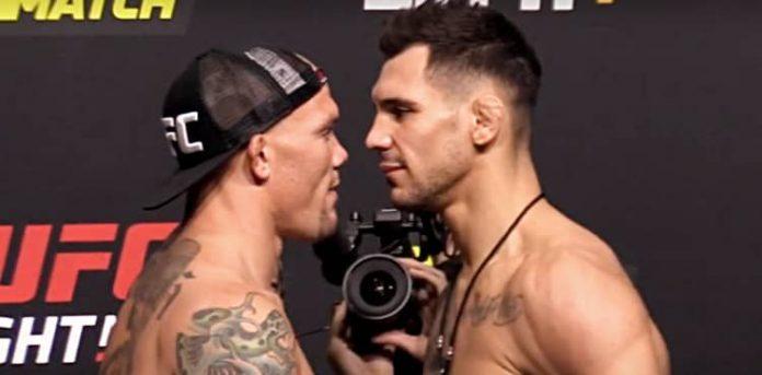 UFC Vegas 8 Anthony Smith vs Aleksandar Rakic