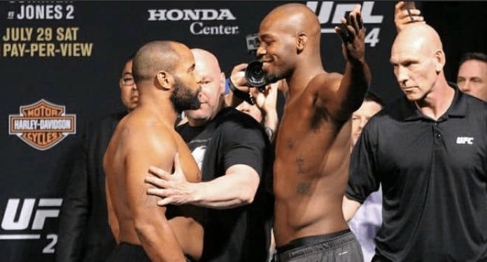 UFC 214 Daniel Cormier vs Jon Jones