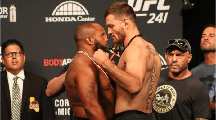 UFC 241 Daniel Cormier vs Stipe Miocic