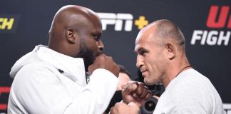 UFC Vegas 6 Derrick Lewis vs Aleksei Oleinik