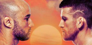 UFC Fight Island 5 results Moraes vs Sandhagen