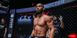 ONE Championship Demetrious Johnson
