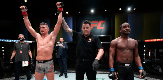 UFC Vegas 17: Thompson vs Neal
