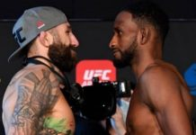 UFC Fight Island 8: Chiesa vs Magny