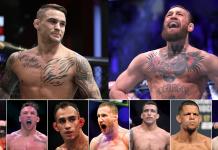 Conor McGregor, Dustin Poirier's Next Opponents