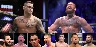 Conor McGregor, Dustin Poirier's Next Opponents