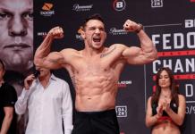 UFC Michael Chandler