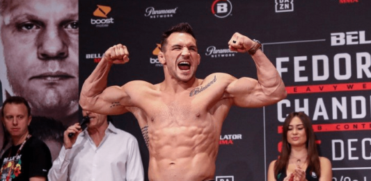 UFC Michael Chandler