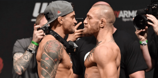 UFC 257: Poirier vs McGregor