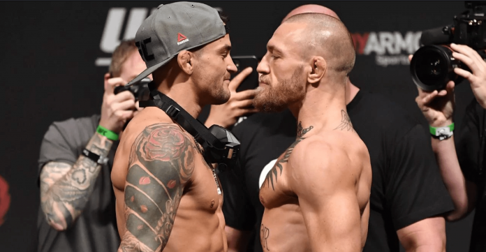 UFC 257: Poirier vs McGregor
