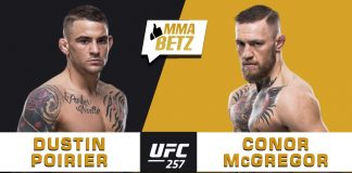 UFC 257 Poirier vs McGregor