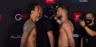 UFC Fight Island 7: Holloway vs Kattar