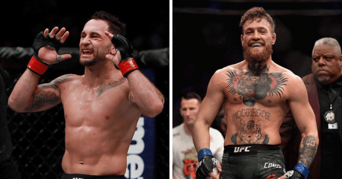 UFC, Frankie Edgar, Conor McGregor