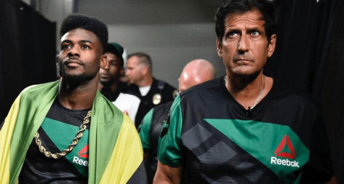 UFC, Aljamain Sterling, Ray Longo