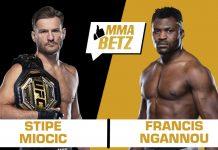 UFC 260, Stipe Miocic vs Francis Ngannou