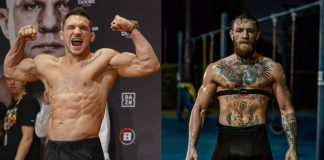 UFC, Michael Chandler, Conor McGregor