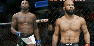 UFC, Jon Jones, Demetrious Johnson