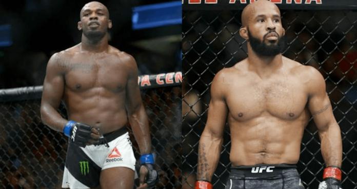 UFC, Jon Jones, Demetrious Johnson